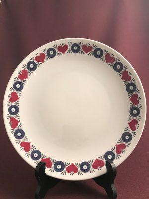 Rörstrand - Retro Silja 6 st Frukost tallrikar Design Marianne Westman