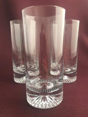 Kosta Boda - 3 st Calypso Cocktail / Öl glas Design Vicke Lindstrand