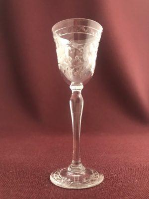 Kosta boda - Vincent - Cognac glas Design Vicke Lindstrand