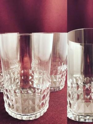 Orrefors – Silvia – 3st Öl/vattenglas -Ingeborg Lundin