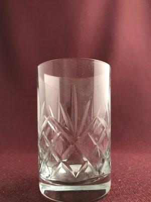 Kosta boda - Helga - Selter / Whiskey glas - design Fritz Kallenberg