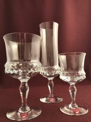 Orrefors – Silvia – 3 favoriter Champagne Vin  – Ingeborg Lundin