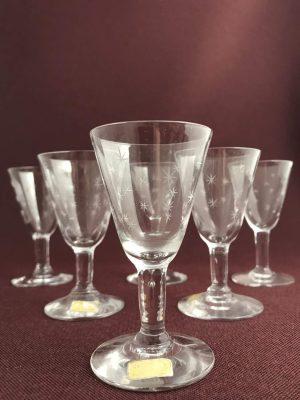 Reijmyre - 6 st Snaps glas - B6 design Monica Bratt