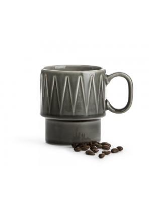 Coffee & More Kaffemugg, grå