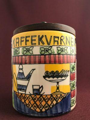 Jie Gantofta - Kaffekvarnen - vår lilla stad Design Anita Nylund