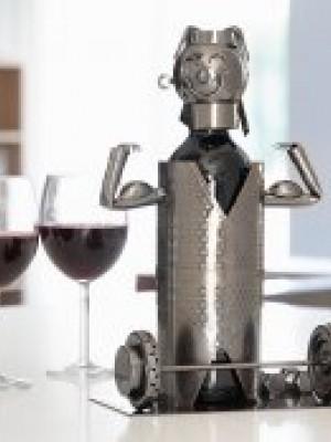 Interiör - Vin hållare - Bodybuilder design Nytt från glasprinsen