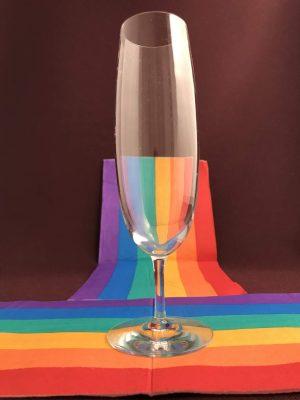 Kosta Boda - Gracil - Champagneglas design Vicke Lindstrand Pride