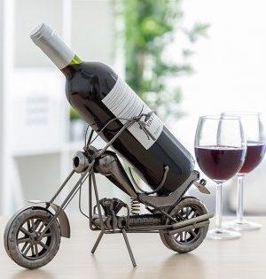 Interiör - Vin hållare - Chopper design Nytt från glasprinsen