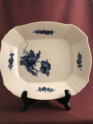 Royal copenhagen - Blå Blomst - Kakfat 10/1717