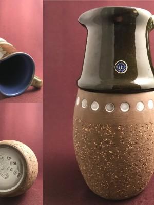 Uppsala Ekeby - Tillbringare signerad 3061- keramik Design Mari Simulsson