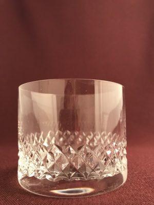 Orrefors - Whiskey glas- Gustav II Adolf - Design Nils Landberg