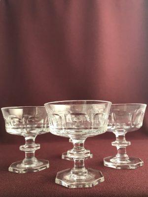 Kosta Boda - Hamra - 4st Martini glas - Design Elis Bergh