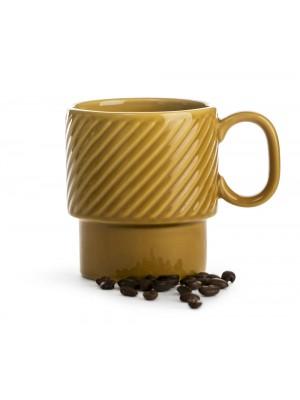 Coffee & More Kaffemugg, gul