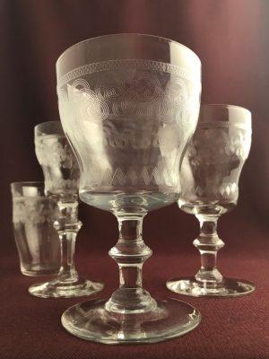 Kosta boda - Joel - Snaps glas design