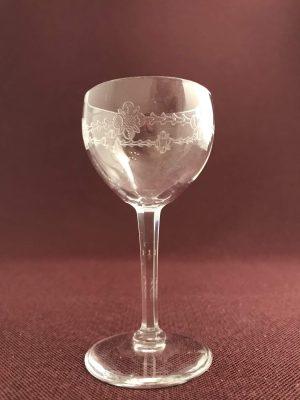 Orrefors - Kerstin - Snaps glas Design Edvard Hald