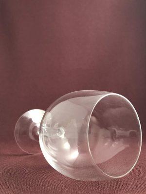 Kosta Boda - Bouquet - Signe Persson Melin Rödvin glas