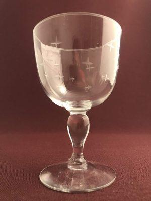 Kosta Boda - Stella - Vin glas - design Elis Bergh