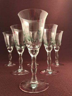Orrefors - Linnea - 6 st Vinsglas Design Eva Englund
