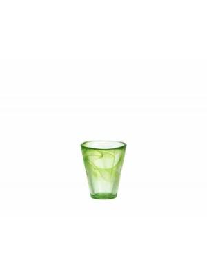 Kosta Boda - MINE Lime 6 st Tumbler / Whiskey glas Ulrica Hydman vallien