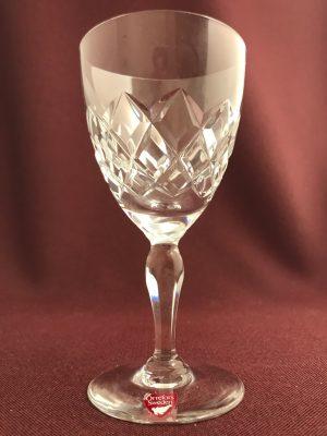 Orrefors - Karolina - RödVinsglas Design Gunnar Cyren