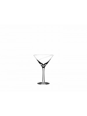 Kosta Boda - 6 st LINE MARTINI 23 CL Design Anna Ehrner - Nytt från glasprinsen