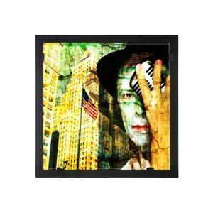 Glasvision - Tavla - Konstglas - Bruce Design Per Siwmark