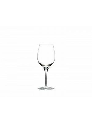 Orrefors - MERLOT - 6 st Vitt Vin Glas 29CL design Erika Lagerbielke
