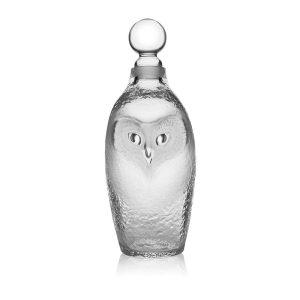 Målerås - Strix - Karaff - Vit kristall design Mats Jonasson