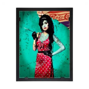 Glasvision - Tavla - Konstglas - Amy Design Per Siwmark