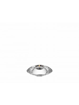 Orrefors - Diskus - Ljuslyfta Clear Design Lars Hellsten