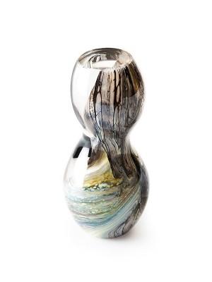 Målerås - Crystal Marble - Skulptur Kon design Morgan Persson