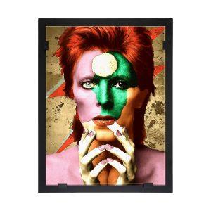 Glasvision - Tavla - Konstglas - Bowie Design Per Siwmark