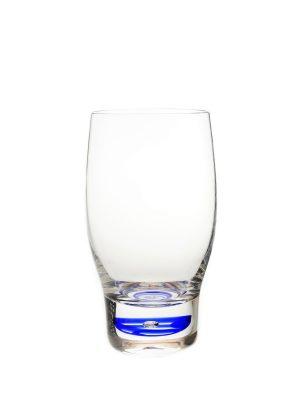 Bergdala Hyttan - Saturnus - 6 st Öl glas Design