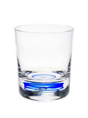 Bergdala Hyttan - Saturnus - 6 st Whiskey glas Design