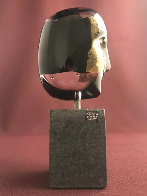 KostaBoda Brains Hefaistos design Bertil Vallien - Nytt från glasprinsen