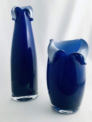 BergdalaHyttan - Open - Tulpan & Ros Vas limiterat 500 ex Design Roger Johansson