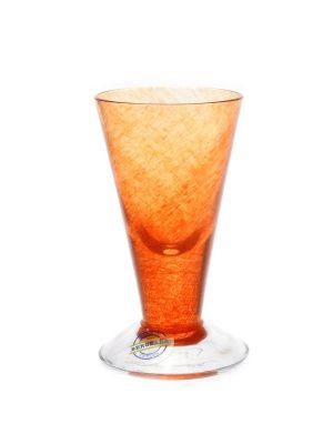 Bergdala Hyttan - Piggelin 6 st snapsglas röd Design