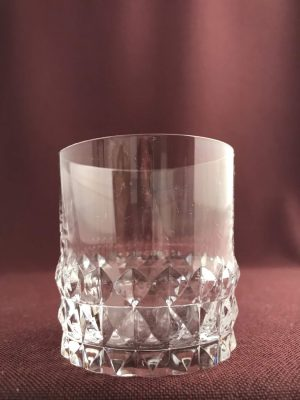 Orrefors - Silvia - Stort Whiskey glas - Design Ingeborg Lundin