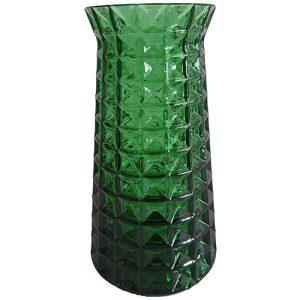 Reijmyre - Våffelvas grön design Paul Kedelv