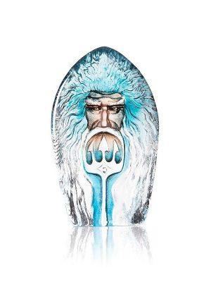 Målerås MASQ - Poseidon blå Design Mats Jonasson