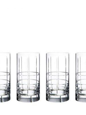 Orrefors - Street - 4 st highball glas Design Jan Johansson