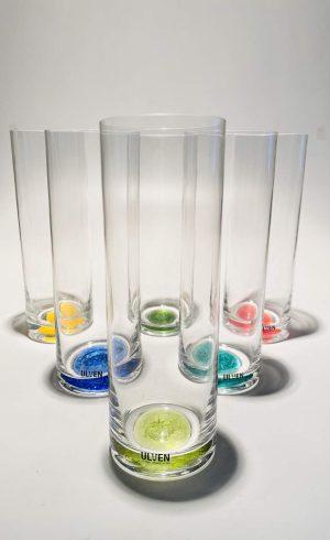 Ulven - Linda - 6 st Cocktail glas - Design Linda / Micke Erlandsson