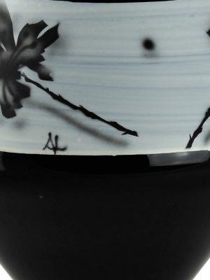 Bergdala Hyttan - Grace - Stor Vas - Löv Design Anders Lindblom