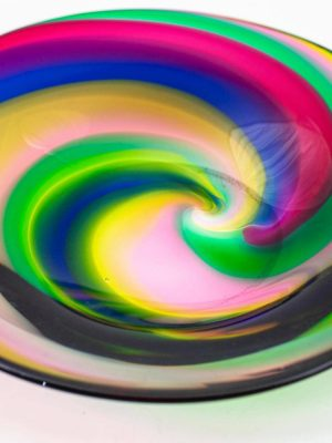 Oldergaard - Rainbow - fat - Limiterat Unikat design Robert Oldergaarden