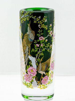 Oldergaarden - Konstglas - Japan - Limiterat Unikat design Robert Oldergaarden