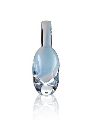 Vas Vitreum - Cayman ICE - Konstglas Limiterad Unikat Design Mikael Kenlind