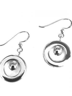 Magnani - Örhängen - Lena - Sterling Silver Design