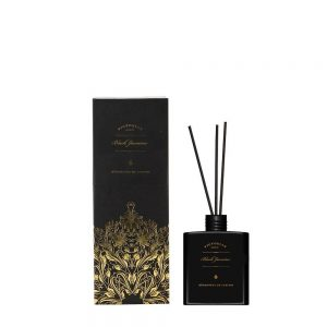 Victorian - Doftljus - Diffuser Sense Blacke Jasmine