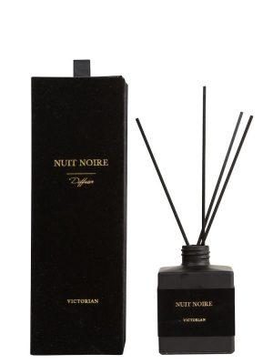 Victorian - Doftljus / Pinnar - Velvet Diffuser Nuit Noire