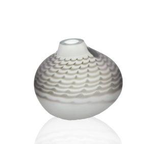 Vas Vitreum - Riverstone II - Konstglas Unikat Design Mikael Kenlind
